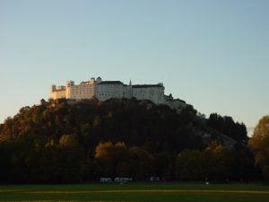 Festung (von Freisaal aus)