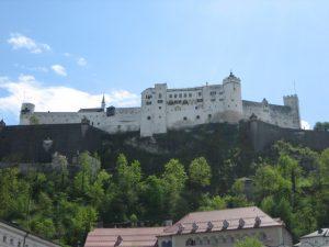 Festung (vom Kapitelplatz aus)